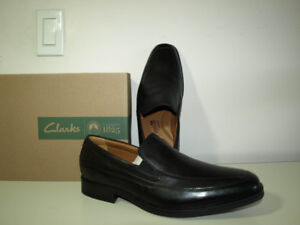 Clarks Men's  Slip-on US Size 9.5W