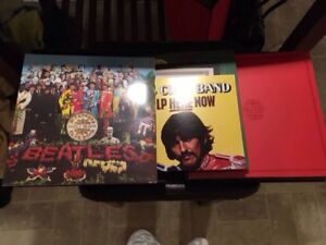 Sgt Peppers 50th Anniversary coffret