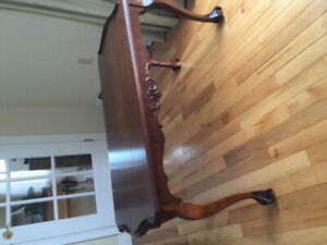 Antique Gibbard coffee table