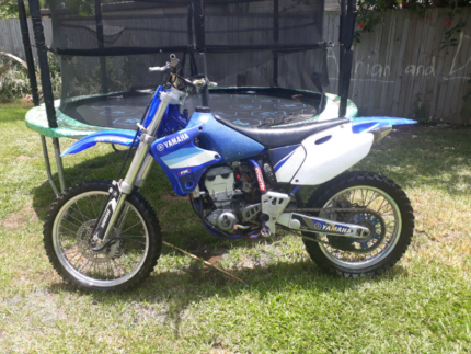 yamaha yzf450 Wynnum West Brisbane South East Preview