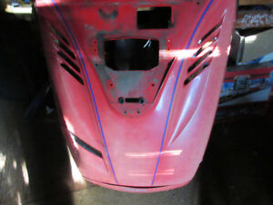 1994-1996 v max hood and nose cone