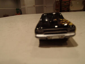 Loose Black w/Flames 1970 '70 PLYMOUTH GTX 440/375 Motor JOHNNY Sarnia Sarnia Area image 7