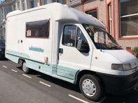 Autocruise Stargazer 2 berth motorhome for sale £14,000