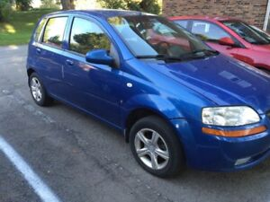 2007 Chevrolet Aveo 5 (Hatchback) - Automatique