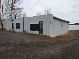 New commercial property.