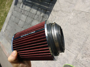 BMW E46 3 Series Spectre Air Intake Filter Cone