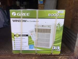 New Gree Window Air Conditioner