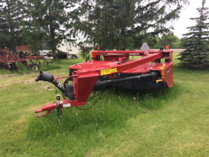 Case IH DC102 Disc Mower Conditioner