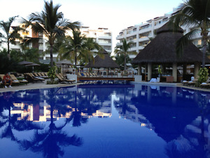 Luxury resort in beautiful Nuevo Vallarta