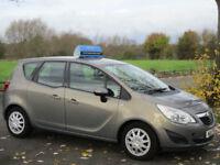 Vauxhall/Opel Meriva 1.7CDTi 16v ( 130ps ) ( a/c ) 2011 S