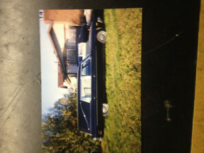 1975 Olds 98 Hearse--- has rare. 455 engine