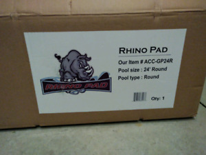 Rhino Pad for above ground pools