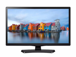 Télévision de 24 po. 12 volts a LED, TV 12 Volts solaire