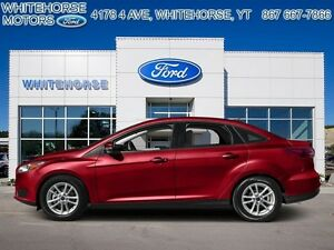 2015 Ford Focus SE   - Leather Seats - $110.11 B/W