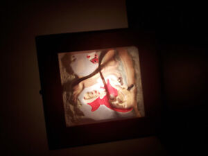 Little Red Riding Hood night light