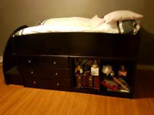 Lofted bed for sale