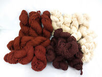 Chunky 3-Ply Pure Wool from Incompleted Project