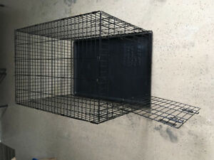 Petmate dog training kennel for sale.