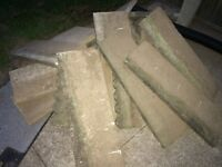 Concrete Edging & Scrap Concrete