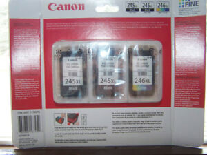 NEW CANON XL INK CARTRIDGES