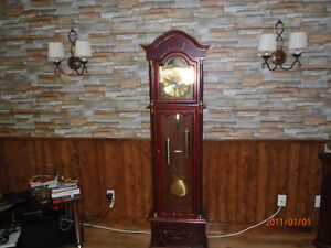 horloge style grand père