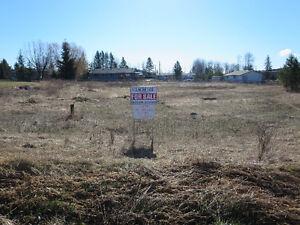 Building lot for sale