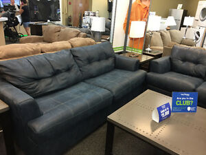 Ashely furniture sofa and loveseat set