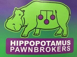 HIPPOPOTAMUS PAWNBROKERS LAWNTON - BUY, SELL OR LOAN! Lawnton Pine Rivers Area Preview