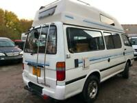 Toyota HIACE HIGH TOP 4 BERTH FULL CONVERSION AUTO DIESEL 4WD