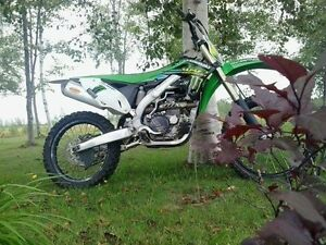 kawasaki kxf 450 fuel injection 2012