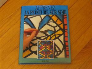 PEINTURE SUR DE LA SOIE_JANE  WILGOOSE auteur art création