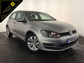 2013 VOLKSWAGEN GOLF SE BLUEMOTION TECH TDI 1 OWNER VW SERVICE HISTORY FINANCE