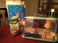 Hamster cage/mice cage