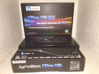 JYNXBOX JYAZBOX ULTRA HD V20 FTA SATELLITE RECEIVER JB200
