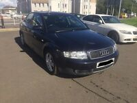 AUDI A4 1.9TDI 1 YEAR MOT SMOOTH MINT CONDITION
