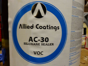 Allied AC30 siloxane driveway sealer for sale