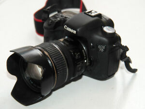 Canon 7D / zoom 17-85 mm
