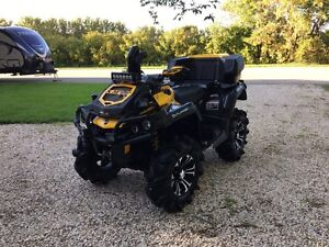 2013 Can Am Outlander XMR 1000