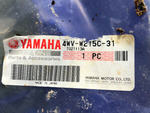 BRAND NEW YAMAHA GRIZZLY 600 FRONT FENDER 98-2001 NOS $200