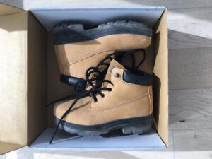 Size 7 Women's Steel Toe Boots