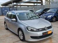 2012 Volkswagen Golf 1.6 TDi 105 BlueMotion 5dr HATCHBACK Diesel Manual