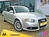 2006 (56) Audi A4 2.0 TFSI Quattro S Line Special Edition 4dr