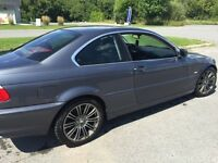 BMW 330ci AS IS
