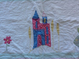 Girls quilt Kitchener / Waterloo Kitchener Area image 3