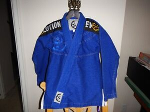 Evolution Brazilian Jiu-Jitsu Gi Top and Pants