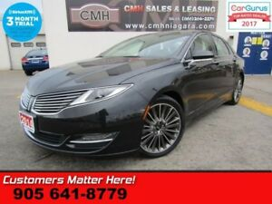 2014 Lincoln MKZ Base  AWD, (NEW TIRES) NAV, ROOF, BLINDSPOT, PA