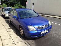 Vauxhall Vectra, 2005, 1.8, 3 Months Mot, 94,000 Miles, 5 Door...