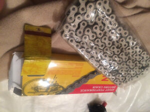 Motorized Bicycle 415 chain NEW unopened
