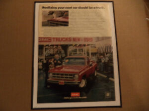 OLD PICKUP CLASSIC CAR ADS man cave Windsor Region Ontario image 10