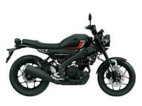 Yamaha XSR 125 Pre order now all colours